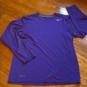 Nike Dri-fit shirt.